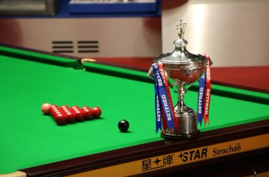 Draw World Snooker Championship