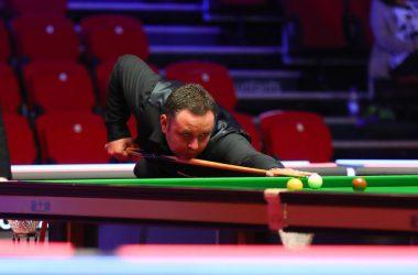 British Open third round draw