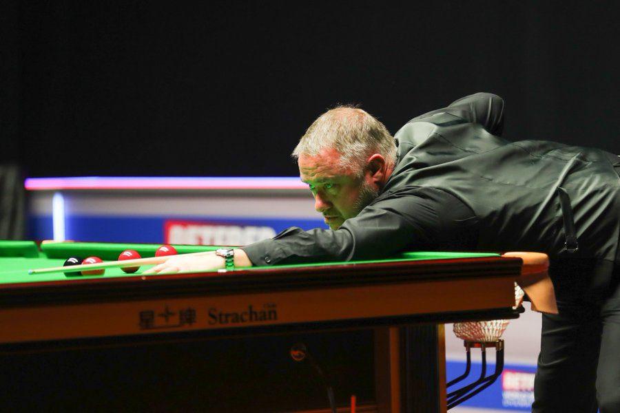 Hendry Scottish Open