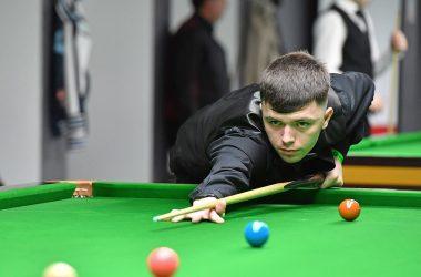 European under-21 snooker champion