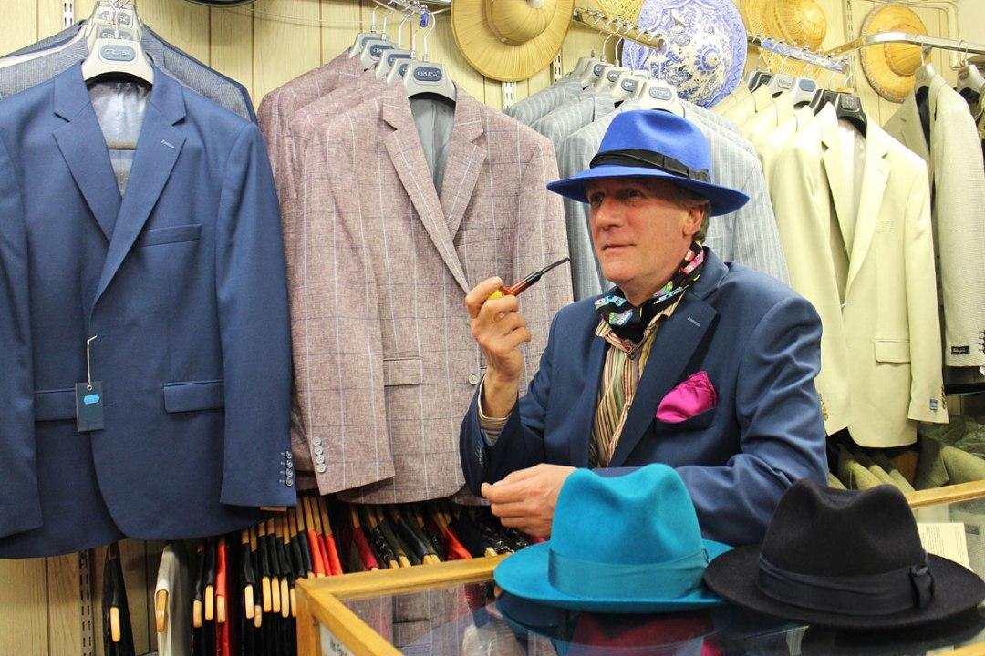 gents' summer jackets