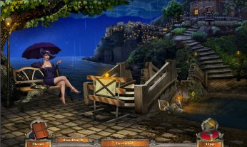Casual PC Game Dark Canvas - Pinsel des Todes