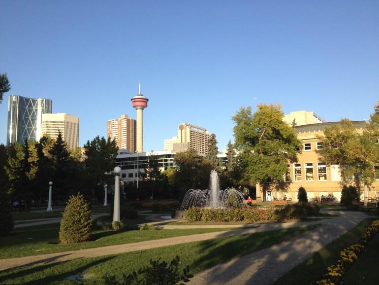 Memorial Park, Calgary