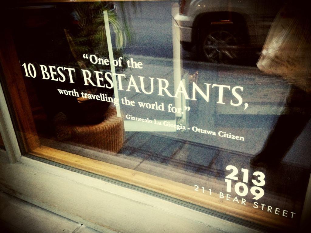 The Bison Restaurant