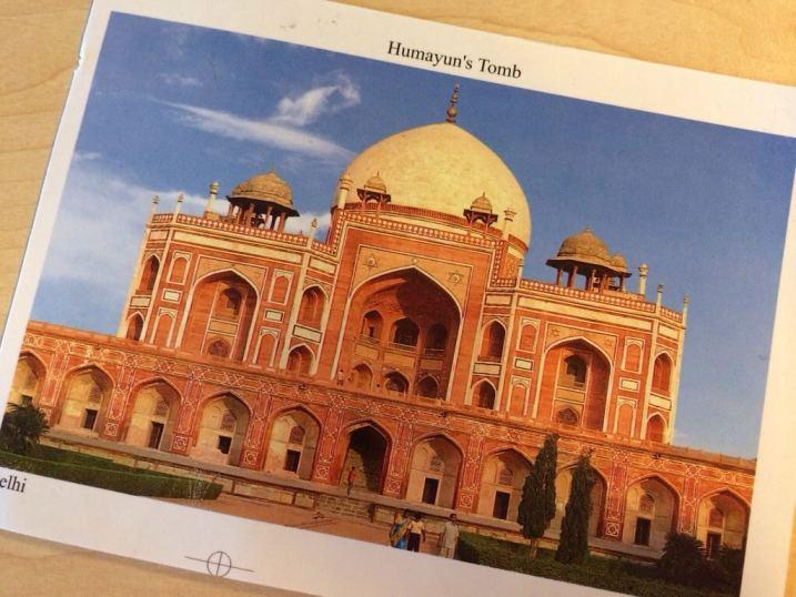 Humayun's Tomb, Delhi/Indien