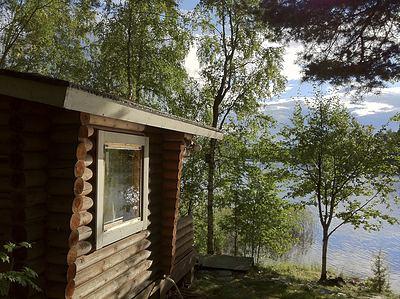 Sommerhütte am See in Päijänne, Foto: VisitFinland
