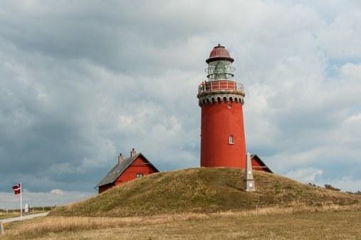 Bovbjerg Leuchtturm