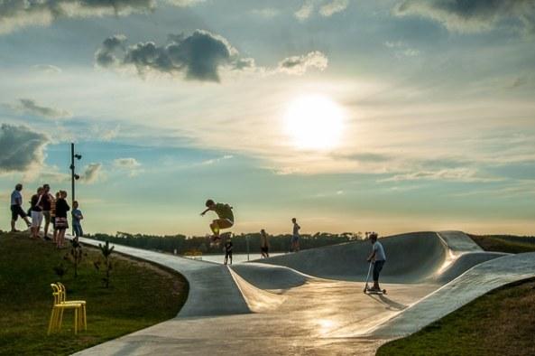 Skaterboys in Lemvig