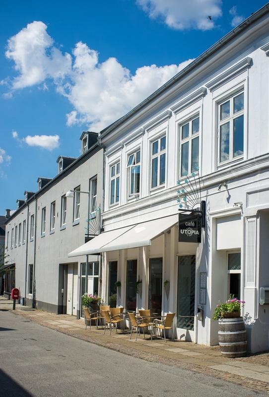 Café Utopia, Holstebro, Foto: S. Bierwald (Indeed Photography)