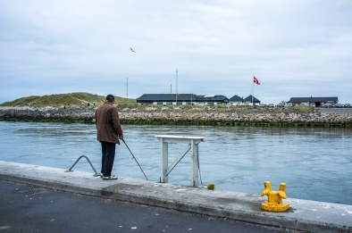 Angler in Thorsminde, Foto: S. Bierwald (Indeed Photography)
