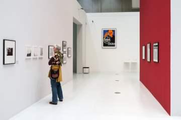 In der Leica-Ausstellung in Hamburg, Foto: S. Bierwald (Indeed Photography)