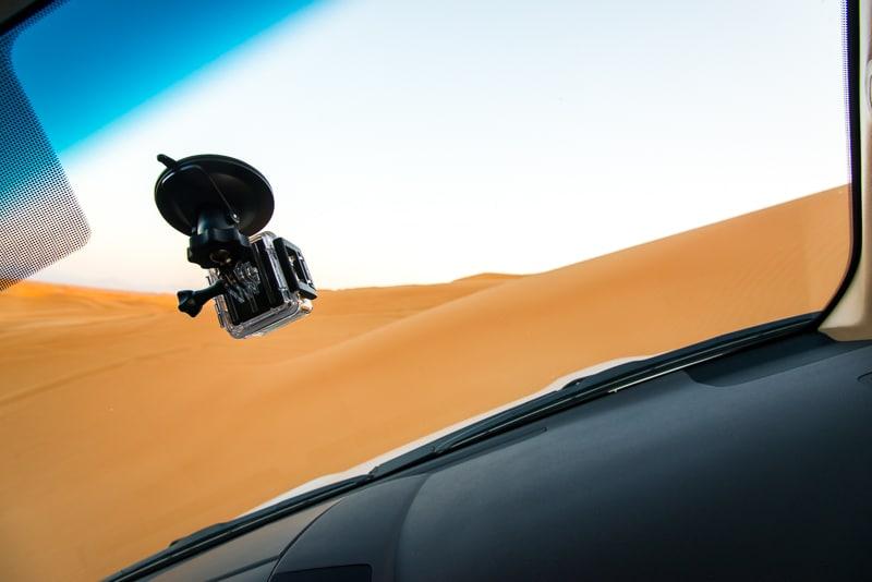 Die Kodak PixPro SP360 im Einsatz, Foto: Simon Bierwald (Indeed Photography)