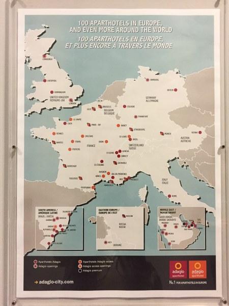 Aparthotels Adagio in Europa