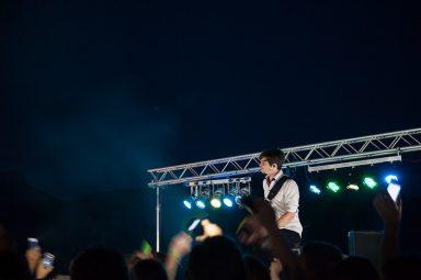Kasalla live on stage