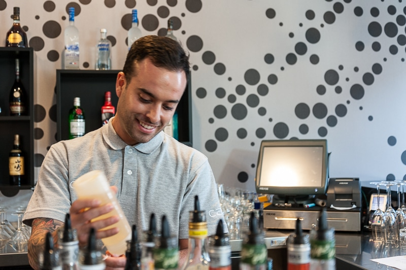 Barkeeper Miguel