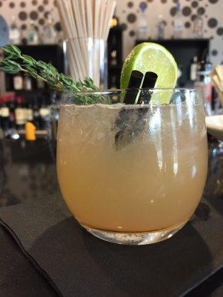Thymian-Cocktail