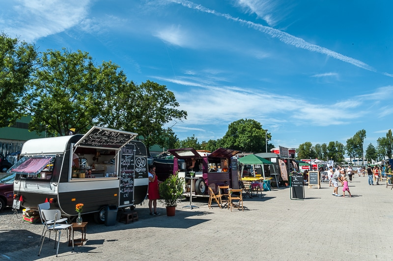 Street Food Market Aachen