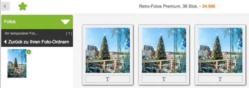 Retrofotos erstellen