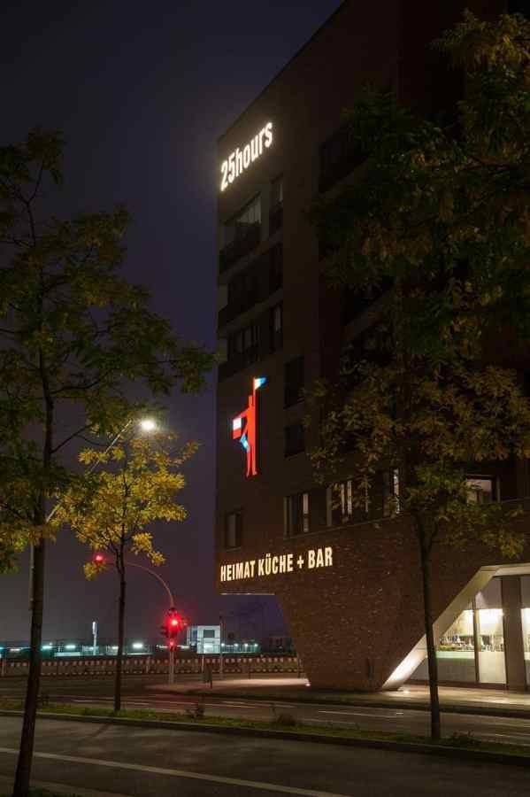 HotelZimmerCheck: 25hours Hafencity, Hamburg
