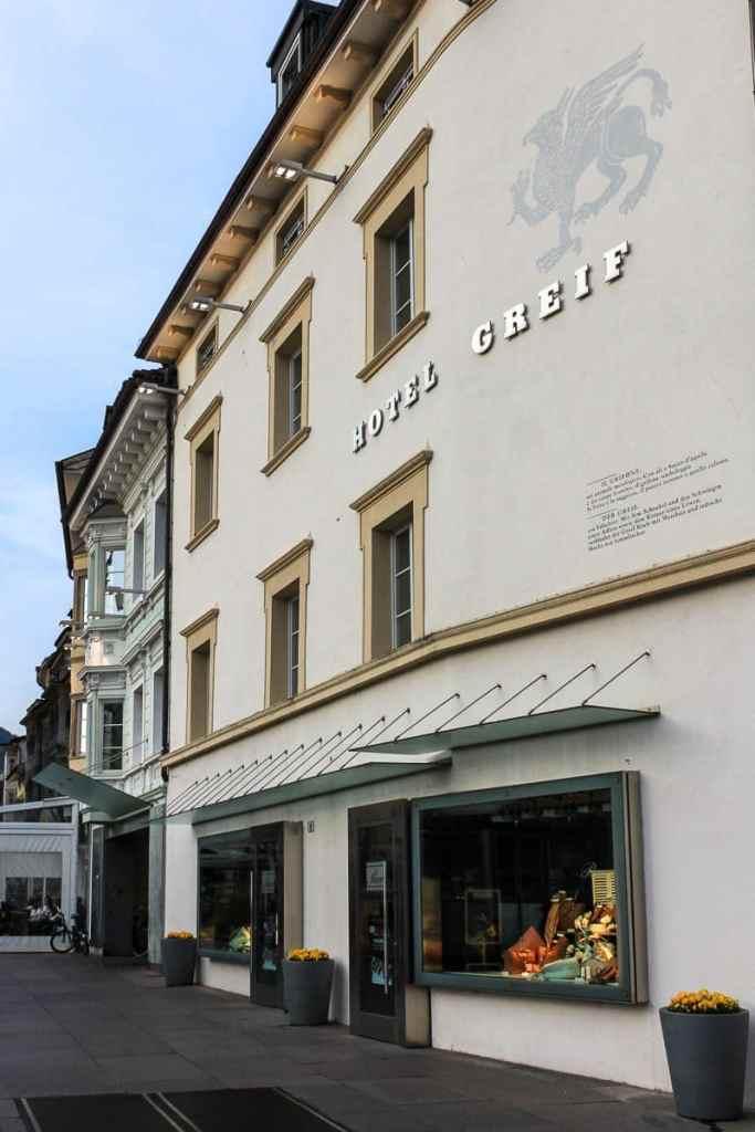 Hotel Greif, Bozen