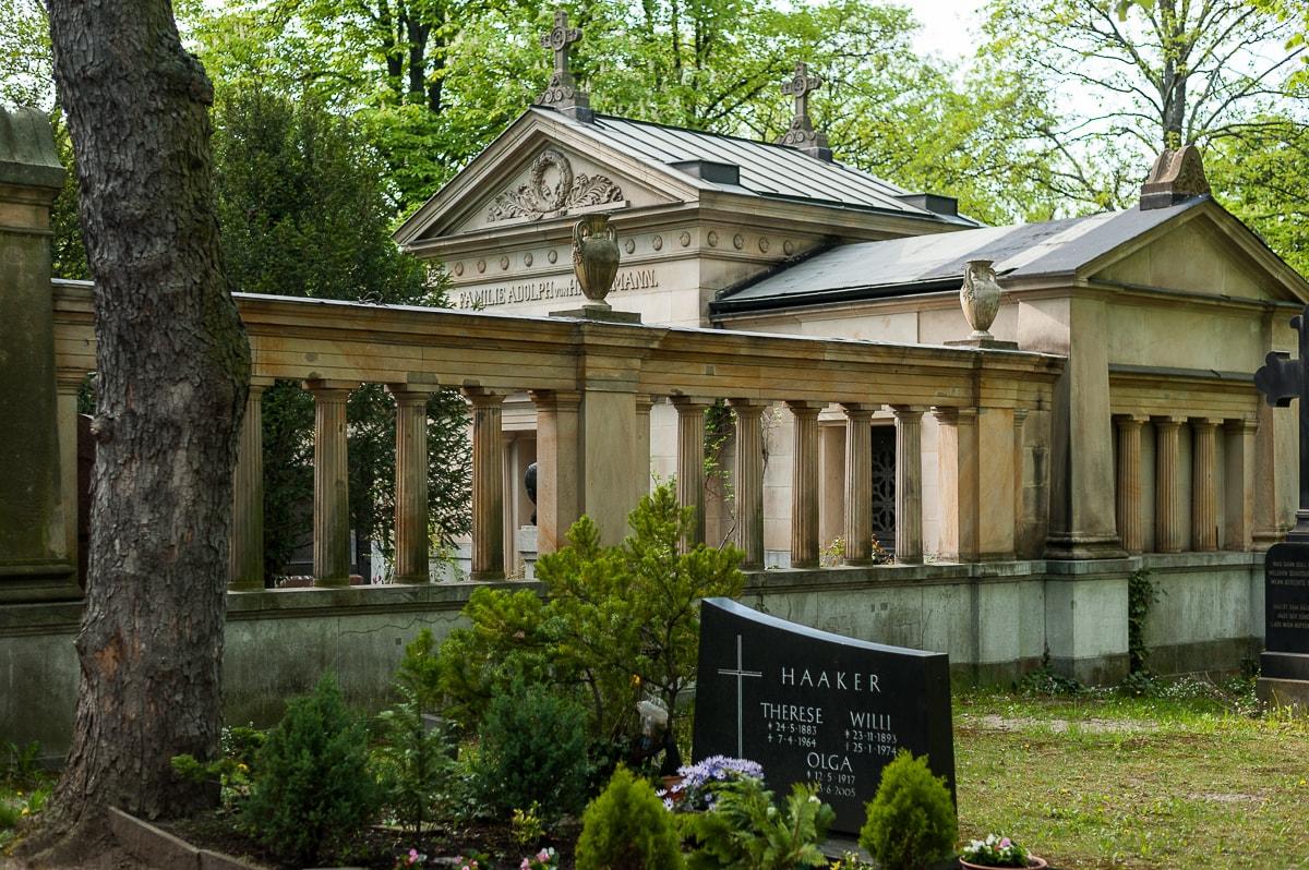 Mausoleum Familie Hansemann