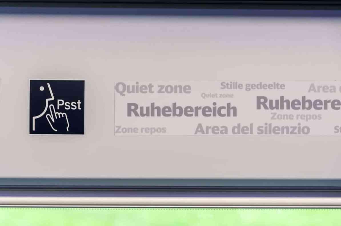 Ruhebereich