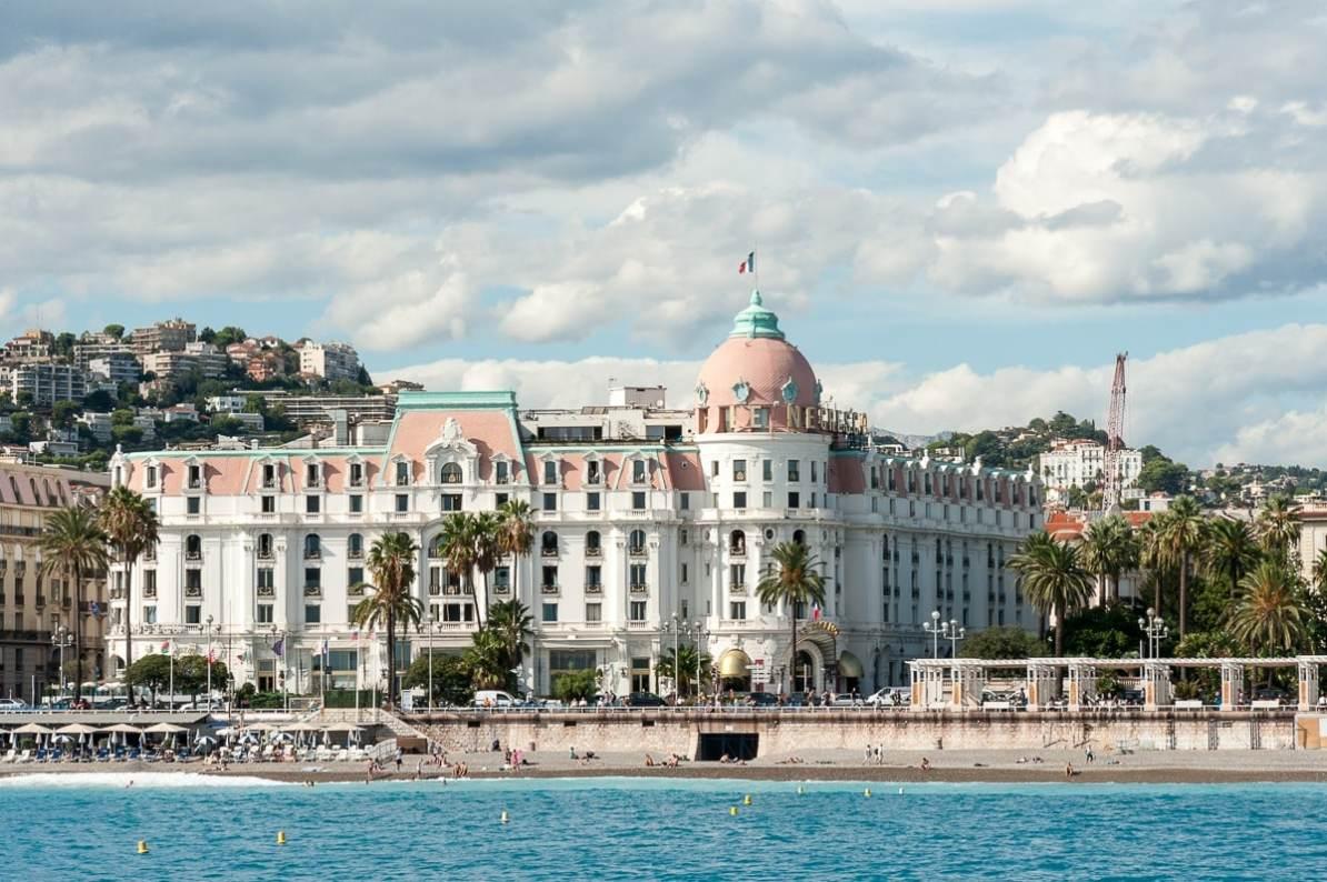 Hotel Negresco.