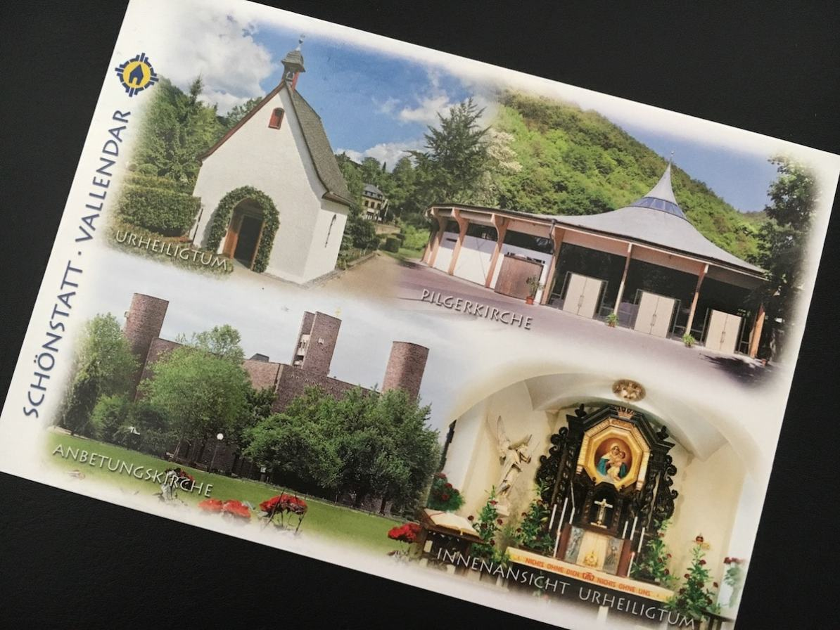Postcard of the Week: Schönstatt