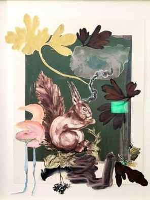 Eichhörnchen, Christa Winter