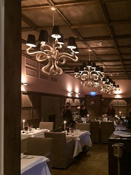 Restaurant des Waldhotels