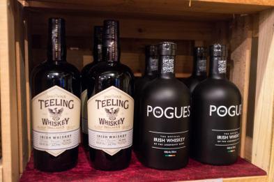 Guter Whiskey - sogar von irischen Kultbands