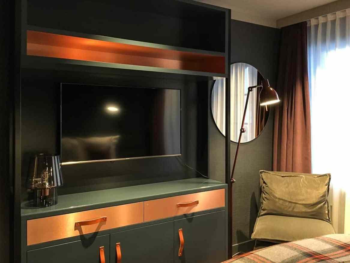 schönes Design in Zimmer 602