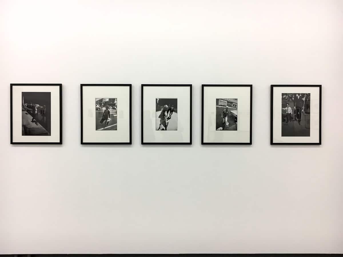 Peter Lindbergh/Garry Winogrand - Women on Street-Ausstellung, NRW ...