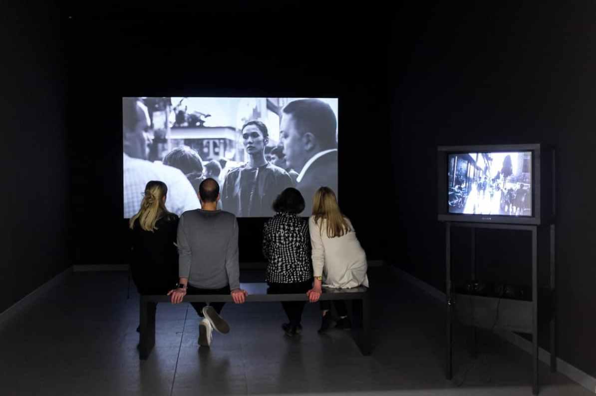 Videoinstallationen im NRW-Forum