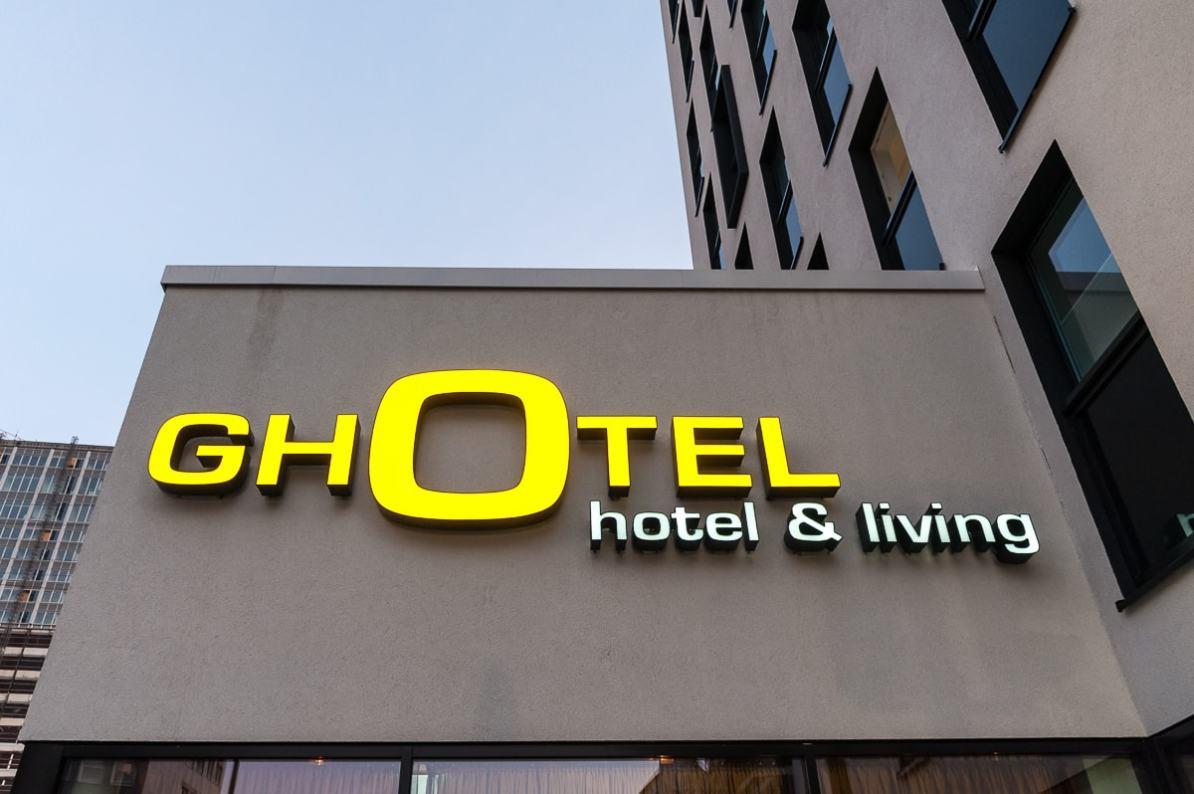 GHotel Logo