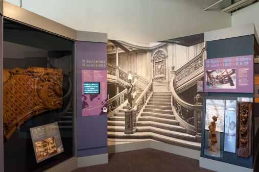 Dauerausstellung zur Titanic