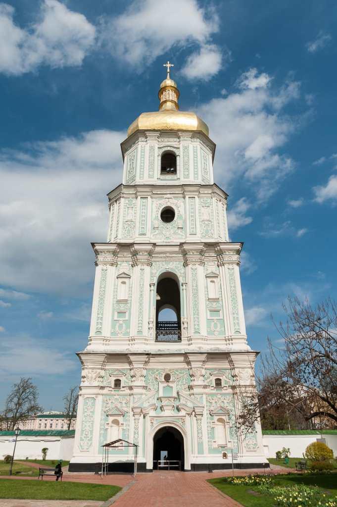 Glockenturm der Sophienkathedrale