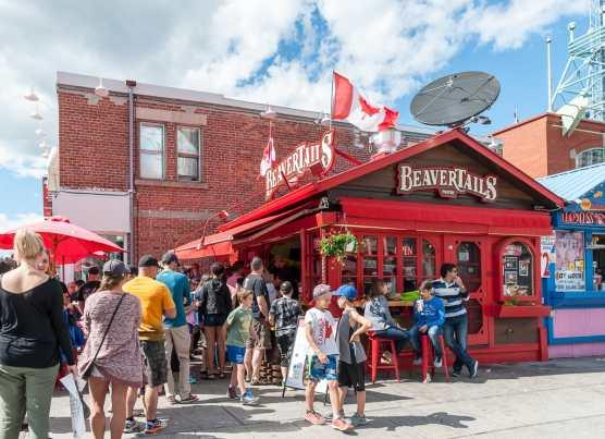 Beaver Tails - in Ottawa startete die beliebte kanadische Kette