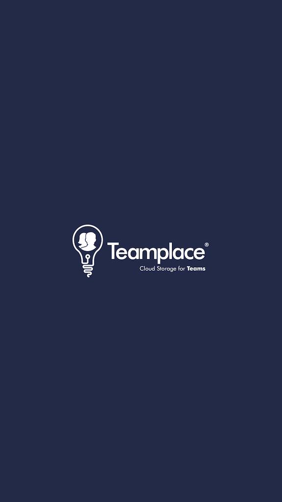 Teamplace Smartphone-App