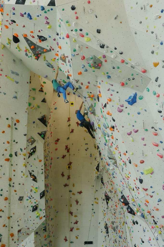 Kletterhalle in Bruneck