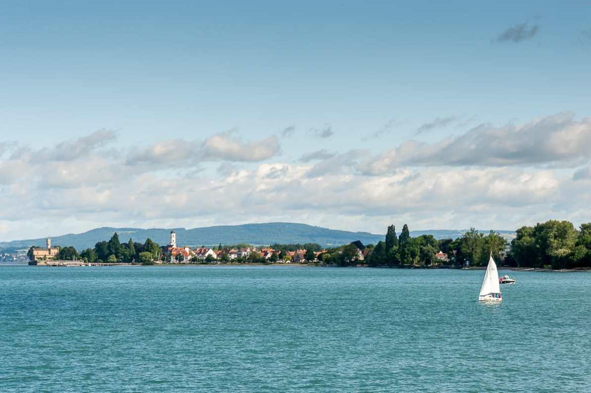 Der Bodensee ist schon ein schöner Ort