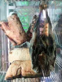Fleisch wird im Huber großgeschrieben