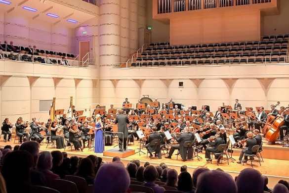 1. Philharmonisches Konzert - Jeannette Wernecke
