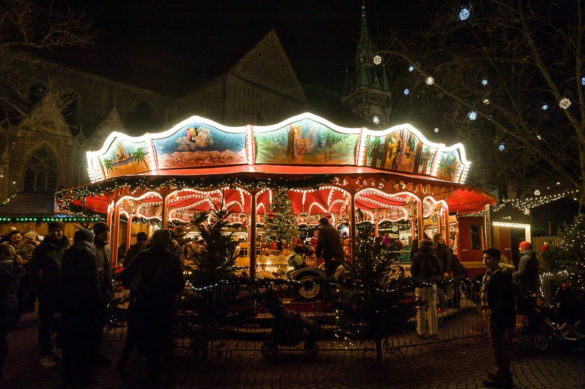 Weihnachtsmarkt Braunschweig.Weihnachtsmarkt Braunschweig Ein Bummel Durch Die Löwenstadt