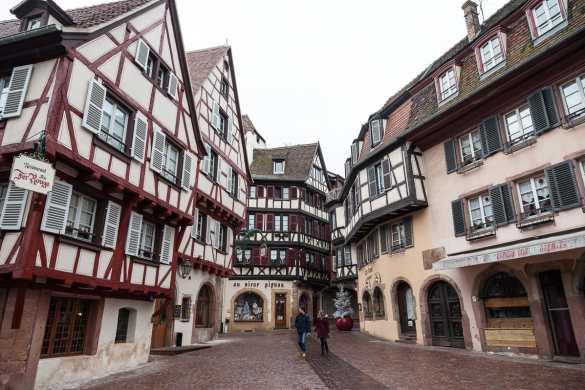Altstadt von Colmar Beitragsbild