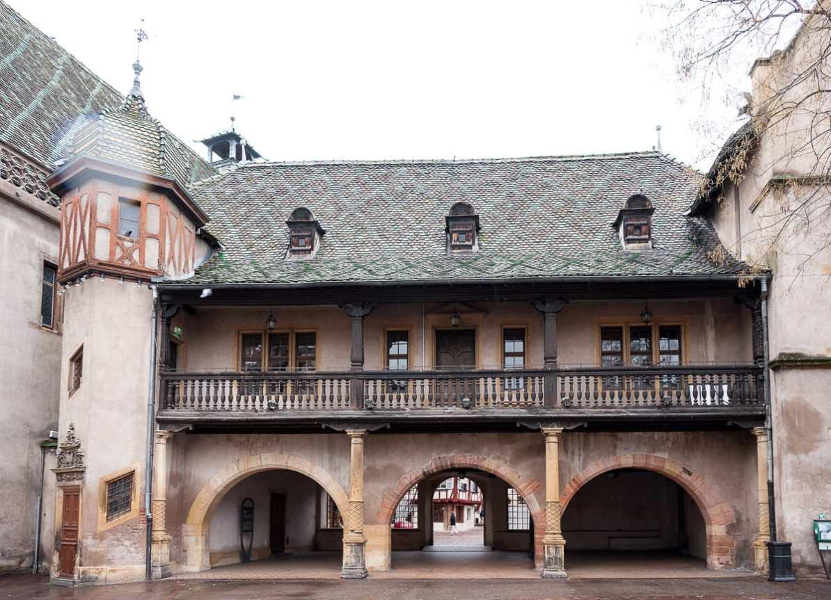Altes Koifhus/Zollhaus