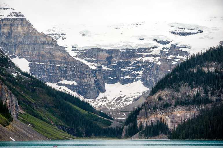 Rocky Mountains - Lake Louise