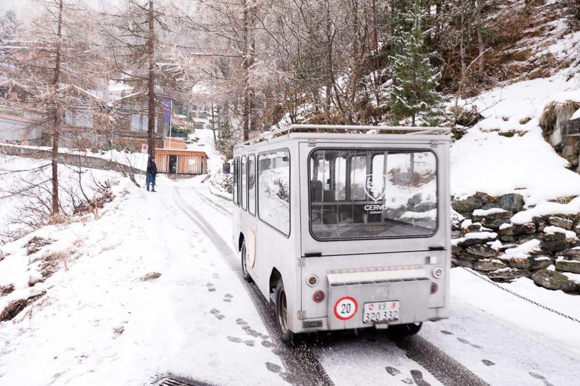 CERVO Elektromobil