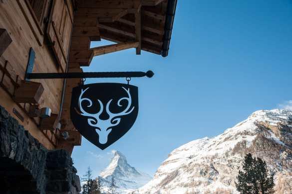 Cervo und Matterhorn