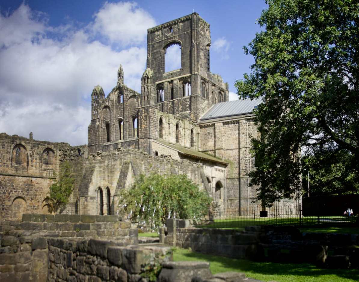 Kirstall Abbey - Foto: Leeds Museums & Galleries, VisitBritain/VisitLeeds